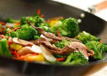 Cozinhar vegetais
