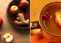 dieta do chá de maçã com canela