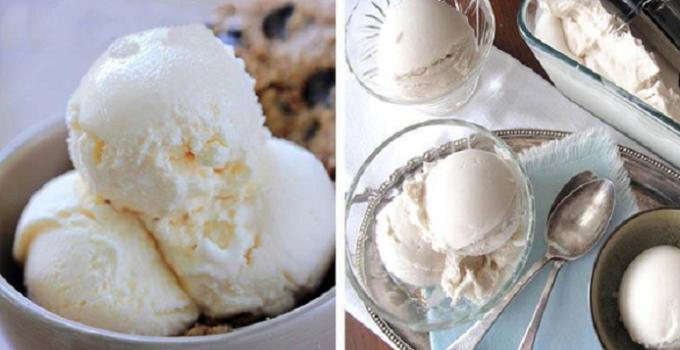sorvete termogênico