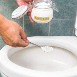 banheiro cheiroso e limpo