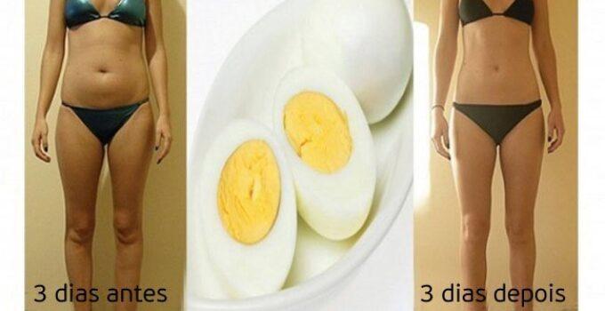 dieta com ovos