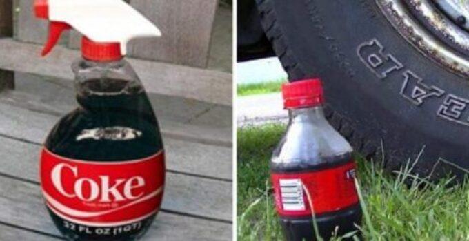 20 usos práticos da coca-cola