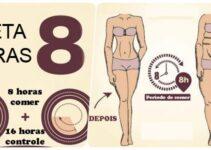 Dieta de 8 horas