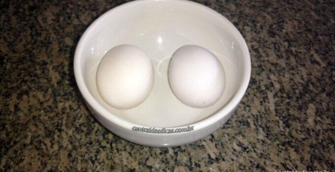 Dois ovos por dia