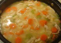 sopa orgânica