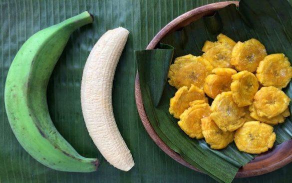 banana verde para tratar gastrite
