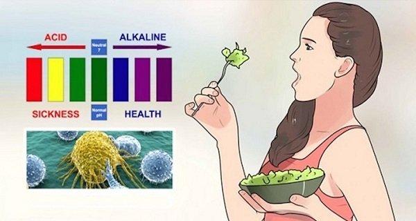 alimentos alcalinos